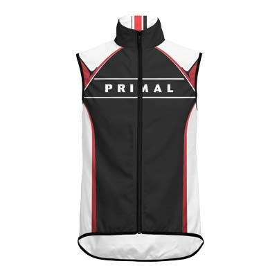 Buy Low Price Primal Wear 2011 Men's Team Eleven Wind Cycling Vest – WV-PT1 (B004EF6EN4)
