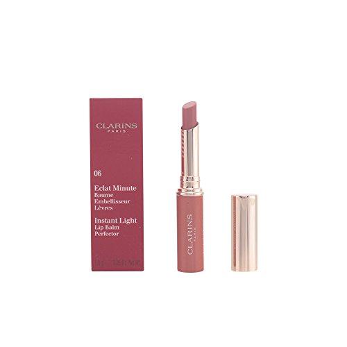 CLARINS - ECLAT MINUTE embellisseur lèvres #06rosewood 1.8 gr-mujer