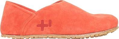 OTZ Shoes - Goat Suede Slip-on 3707 - Blood Orange - 41 EU (8 M US Men/11 M US Women)