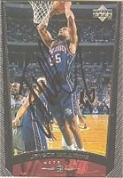 Jayson Williams New Jersey Nets 1999 Upper Deck Autographed Hand Signed Trading Card... by Hall+of+Fame+Memorabilia