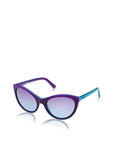 Just Cavalli Sonnenbrille JC558S (58 mm) lila/blau