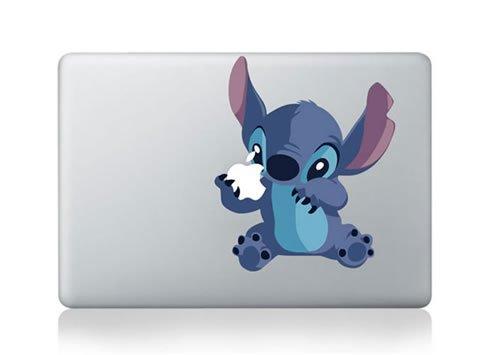 Review Furivy Stitch Apple Macbook Air/Pro/Retina 13/15/17 Vinyl Sticker Skin Decal Cover