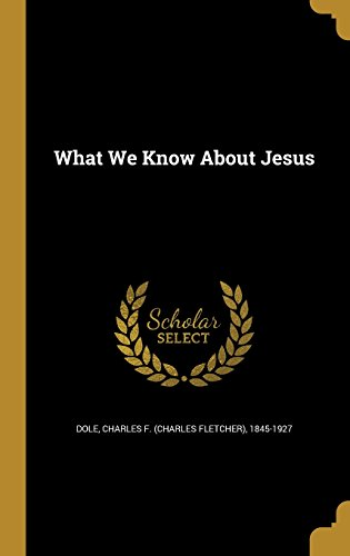 what-we-know-abt-jesus