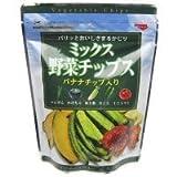 フジサワ ミックス野菜チップス(100g) ×10個 [並行輸入品]