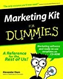 img - for Marketing Kit for Dummies (00) by Hiam, Alexander [Paperback (2000)] book / textbook / text book