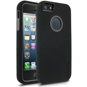 Special Sale Cellairis Rapture Elite Case for Apple iPhone 5 - Black / Gray