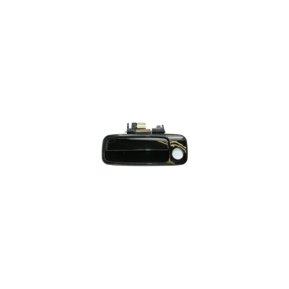 Motorking 69220AA010C0 97 01 Toyota Camry Black 202 Replacement Driver Side Outside Door Handle 97 98 99 00 01