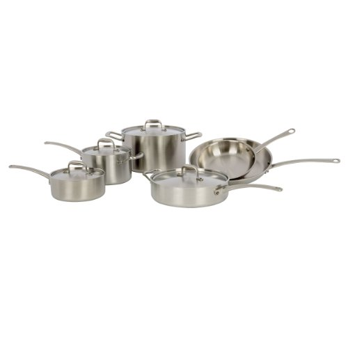 American Kitchen AK 710 Stainless Cookware