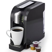 Starbucks Verismo Single-cup Coffee and Espresso Maker, Black