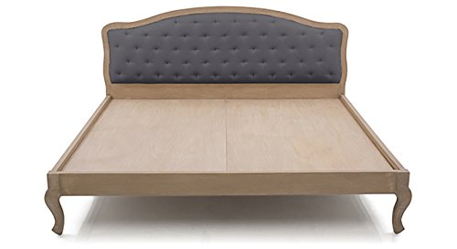 Urban Ladder Lyon King Size Bed (Natural)