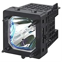 Electrified Replacement Lamp with Housing XL-5200 / XL5200 for Sony Models KDS50A2000, KDS50A2020, KDS55A2000, KDS55A2020, KDS60A2000, KDS60A3000, KDS60A2020,KDS50A3000 , KDS55A3000