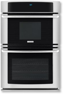 """Electrolux Ew27Mc65J 27"""" Wall Oven And Microwave Combination With Wave-Touch Con, Stainless Steel"""