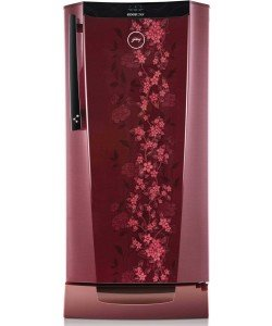 Godrej RH Edge Digi 212 PDS 5.1 Direct-cool Single-door Refrigerator (241 Ltrs, Wine Spring)