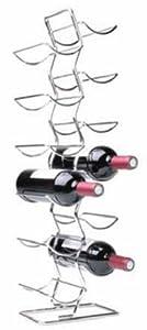 Virages le porte bouteilles vertical pour 12 bouteilles - Casier a bouteilles vertical ...