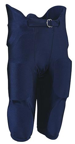 Russell Athletic F25PFMP Integrated 7 Piece Pad Adult Football Pants (Call 1-800-327-0074 to order)