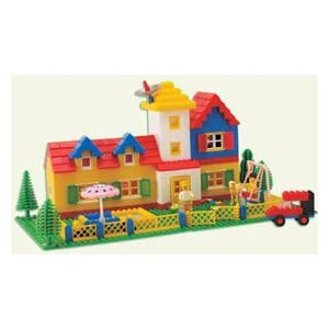 Peacock Block Building Toys & Games – Senior Architect at 40% Off – Buy for Rs. 477