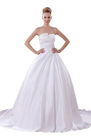 Herafa Wedding Dress Elegant NOw35101 Amazon Fashion