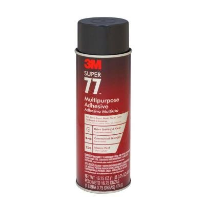 super-77-1675-fl-oz-multi-purpose-spray-adhesive-case-of-12