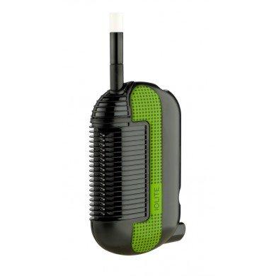 Iolite Original Portable Vaporizer - Green + Accessories - New 2012 Model