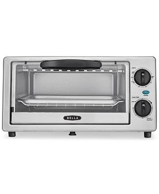 Bella 14413 4-slice Toaster Oven