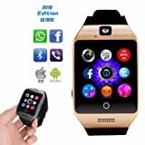 Lava Iris Pro 30 ( ( ( Compatible ) High quality smart calling watch with all functions of smartphones 2017 Newest...