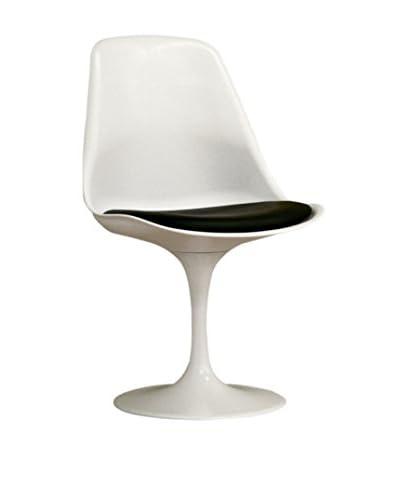 Baxton Studio Frediana Chair, White