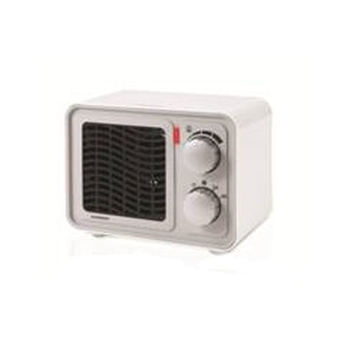 1500-watt fan forced heater. 3-speeds. 2-heats.Thermostat. (Sunbeam Fan Forced Heater compare prices)