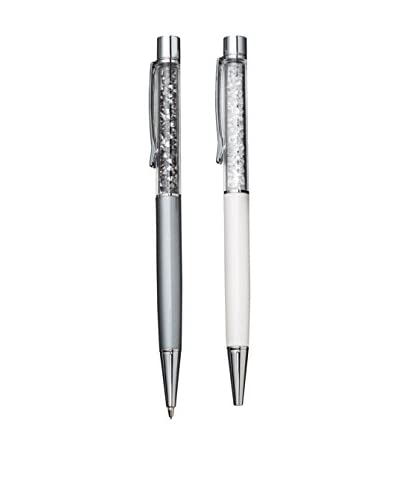 Swarovski Crystalline Lady Ballpoint Pen and Mechanical Pencil Set