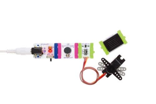 littleBits 電子回路組み立てキット Deluxe Kit リトルビッツ デラックス・キット【国内正規品】