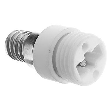 Zcl E14 To G9 Led Bulbs Ceramic Socket Adapter