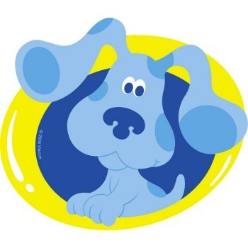 Blue's Clues T-Shirt Emblems (4ct)