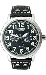 Citizen Eco-Drive Avion Multifunction Men's watch #AO9030-21E