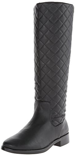 Aerosoles Women's Establish Riding Boot (Boots Quilted Wedge compare prices)