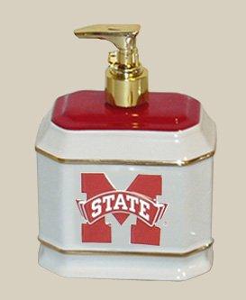 Mississippi State Bulldogs Liquid Soap Dispenser
