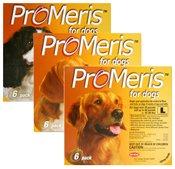 Pfizer Promeris Extra Small Dogs 0-11 Pounds