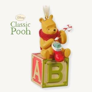 Baby 39 s first christmas winnie the pooh collection 2010 hallmark keepsake ornament baby - Cute winnie the pooh baby furniture collection ...
