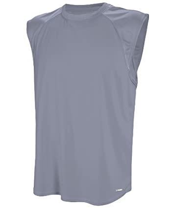 Russell Athletic Men's Dri-Power® Sleeveless Raglan Tee
