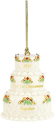 Lenox 2015 Our First Christmas Togeth…