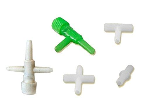 kit-raccordi-e-deviatori-per-aeratore-o-co2-5-accessori-per-il-collegamento-dei-tubi-areatore-o-co2