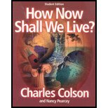 How Now Shall We Live Vid (NTSC) (0633003905) by Colson, Charles W.
