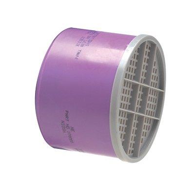 Survivair(R) Cartridge For High Efficiency Air Purifying Respirator (APR)