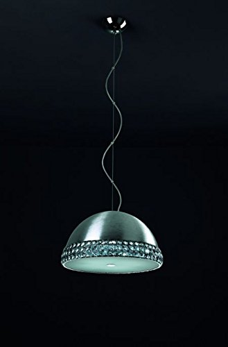 polo-4-light-brushed-aluminium-ceiling-pendant-with-smoke-crystal