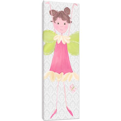 Doodlefish DB132s Briana Fairy Artwork, Stretched Canvas