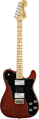 Fender Classic Series '72 Telecaster® Deluxe Electric Guitar, Walnut, Maple Fretboard