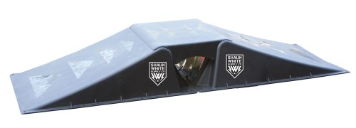 Shaun White Supply Co. Grom Series Mini Ramp With Table Top