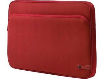 HP Red Notebook Sleeve