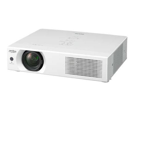 Sanyo PLCWXU300 300-Inch 1080p Front Projector - White