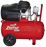 Langley SIP Airline 50ltr Air Compressor,Direct Drive 3hp V-Twin ideal for garages.
