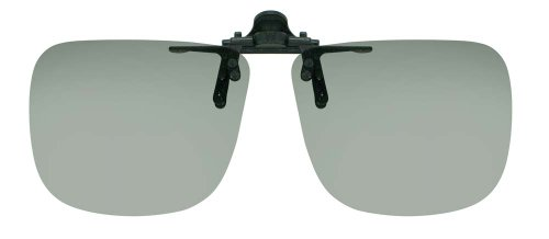 Ex3D Universal Passive 3D Eyewear - Clip-On