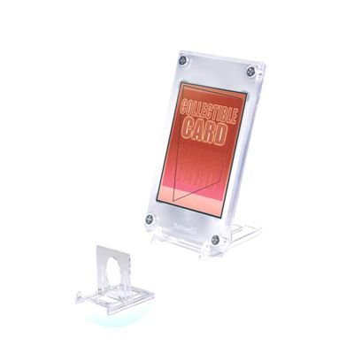 Ultra Pro Two-Piece Small Stand for Card Holders (5 per pack) (Card Display Frame compare prices)